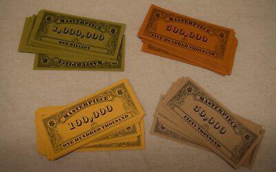 It's not real money. It's Monopoly Money